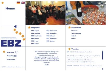 EBZ - Europäische Bildungs- und Begegnungszentren